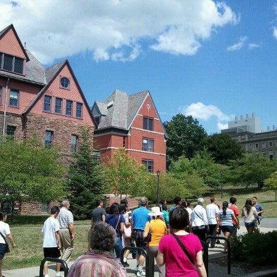 Photo taken at Cornell University by C.H. L. on 8/11/2012
