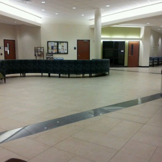 Photo taken at Florida State College at Jacksonville (Deerwood Center) by Julie B. on 3/15/2012