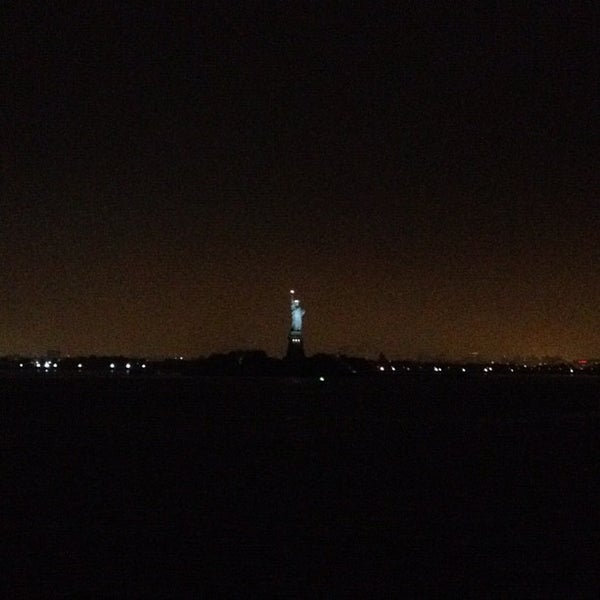 Photo taken at New York Harbor by Jeffrey P. on 5/6/2012