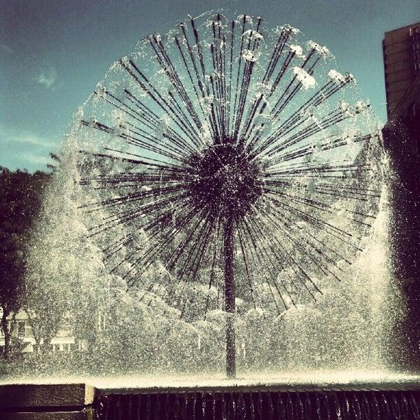 Photo taken at Loring Park by John U. on 9/2/2012