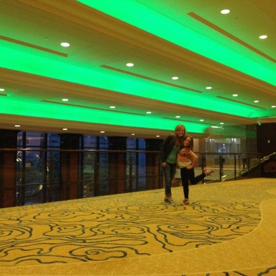 Photo taken at Amway Grand Plaza Hotel by Jodi L. on 5/8/2012