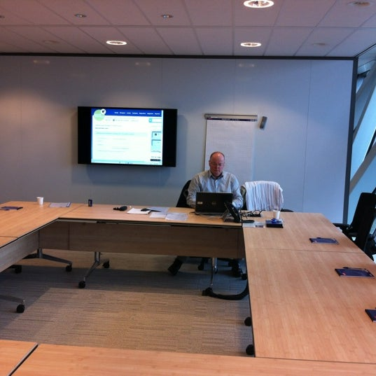 Photo taken at Achmea Studio (communicatie & vormgeving) by Maaike B. on 6/27/2012