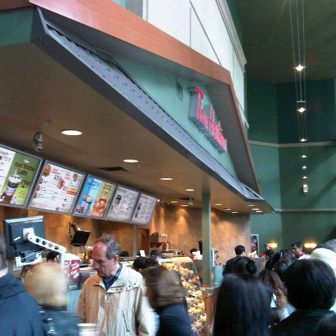 Photo taken at Tim Hortons by John R. on 7/1/2012