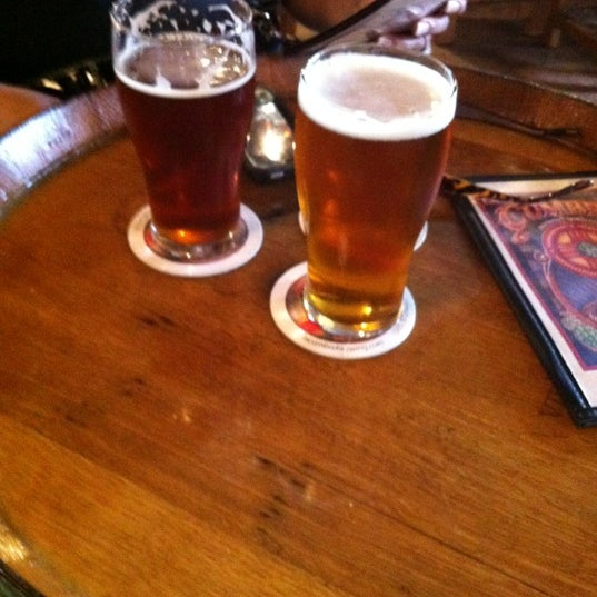 Photo taken at La Cumbre Brewing Company by Jack E. on 8/18/2012