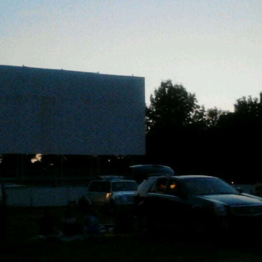 Photo taken at Holiday Drive In Theater by Lyndsay H. on 7/4/2012