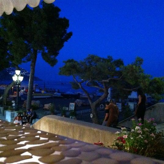 Photo taken at La Brezza by Sonia C. on 8/3/2012