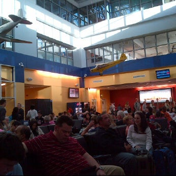 Photo taken at Westchester County Airport (HPN) by Alejandro M. F. on 4/8/2012