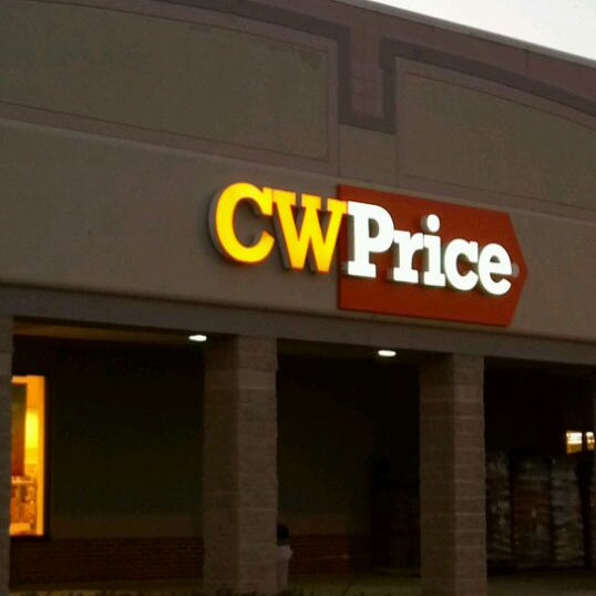 Cw price clothing store locations