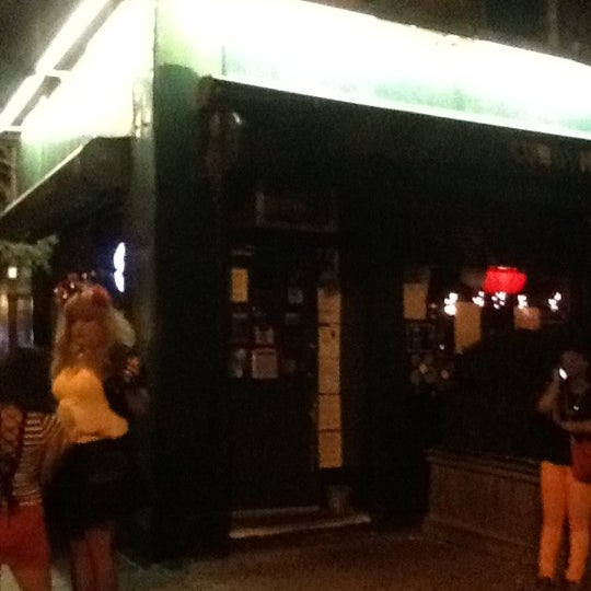 Photo taken at The Cubbyhole Bar by Jeff S. on 9/2/2012