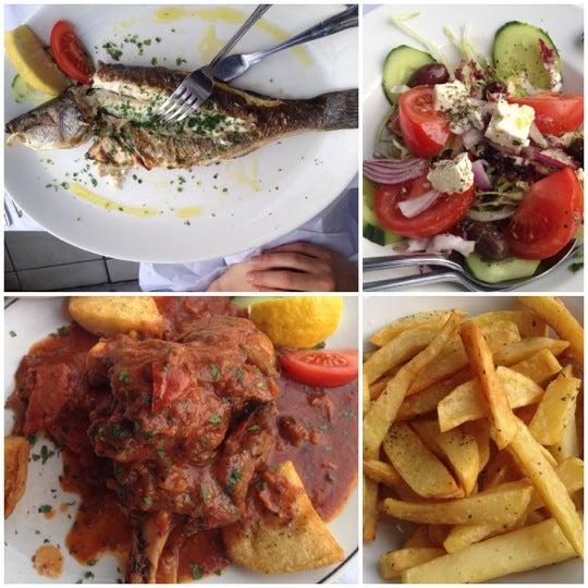 Andy S Greek Restaurant Camden