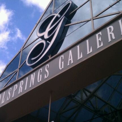 Photo taken at CoolSprings Galleria by Hayley K. on 2/21/2012