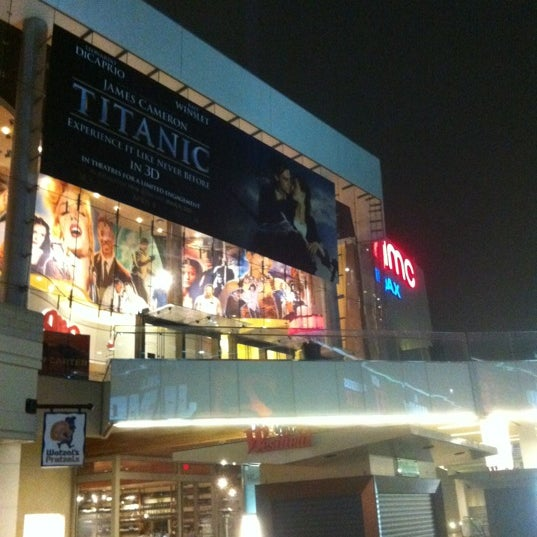 Photo taken at AMC Century City 15 by Andrew H. on 3/17/2012