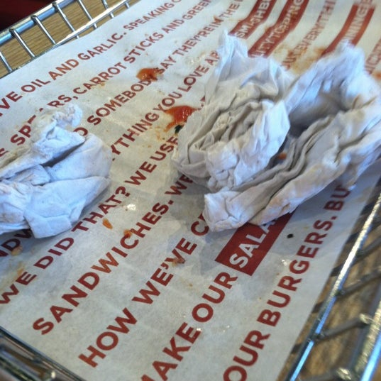 Photo taken at Smashburger by jTimothy on 7/18/2012