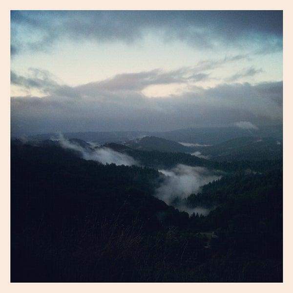 Photo taken at Santa Cruz Mountains by Bruce C. on 6/17/2012