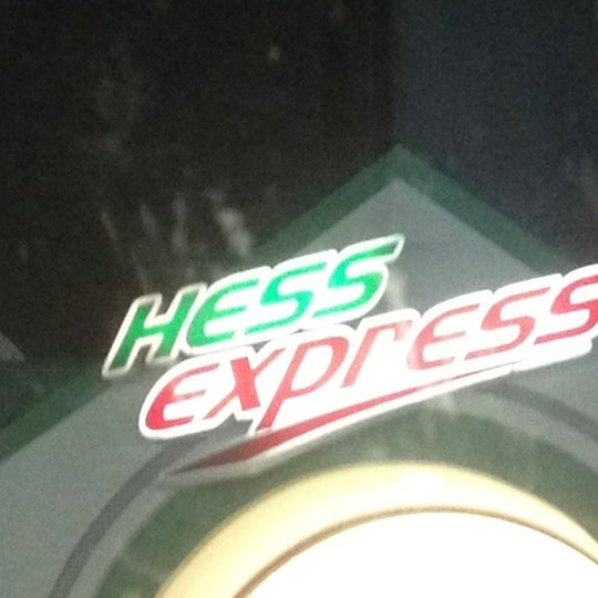 Photo taken at Hess Express by Ian A. on 5/15/2012