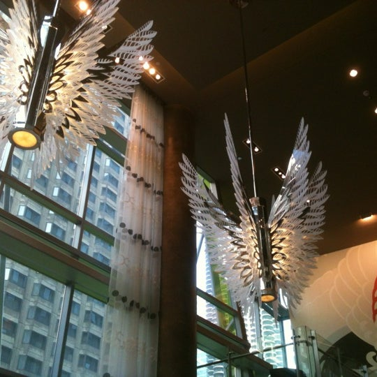 Photo taken at theWit Chicago - A DoubleTree by Hilton Hotel by Brian W. on 2/29/2012