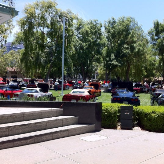 Photo taken at Todos Santos Plaza by Danny W. on 6/16/2012