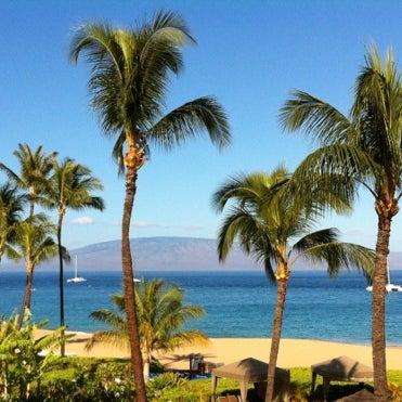 Photo taken at Sheraton Maui Resort & Spa by Jason K. on 7/14/2012
