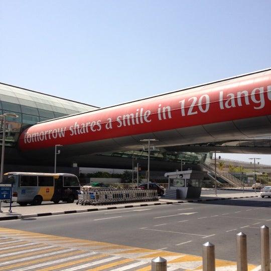 Dubai International Airport (DXB / JXB) - Visit to Dubai