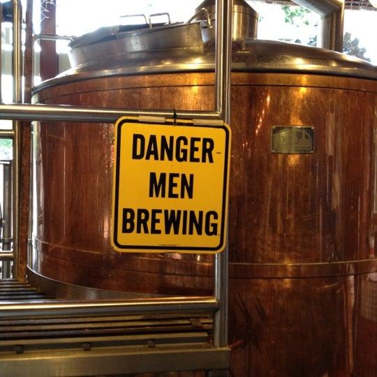 Photo taken at Fegley's Bethlehem Brew Works by Robert on 8/21/2012