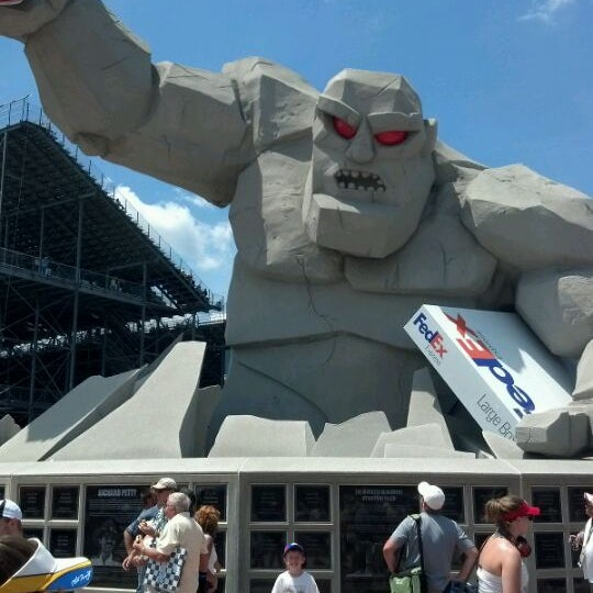 Photo taken at Dover International Speedway by JT T. on 6/3/2012