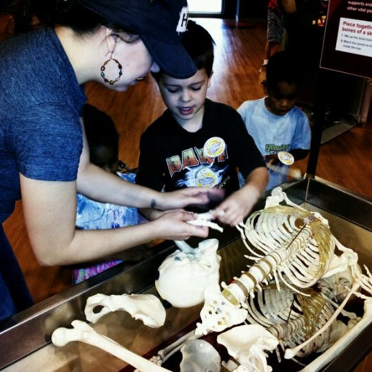 Photo taken at Museum of Discovery Little Rock by Casey P. on 3/17/2012