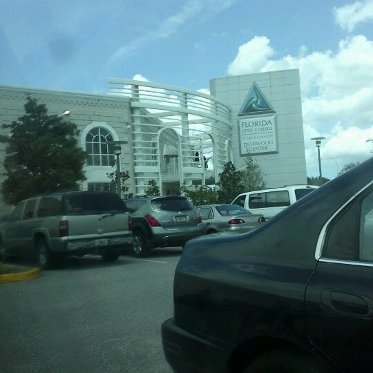 Photo taken at Florida State College at Jacksonville (Deerwood Center) by Gilbert F. on 8/7/2012