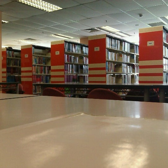 Photo taken at National Library (Perpustakaan Negara) by NurHakinas on 6/12/2012