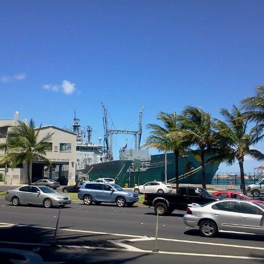 Cruise To Hawaii From California: Photos At Pier 10-11 Cruise Ship Terminal