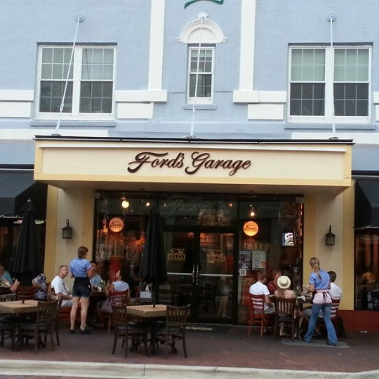 Burger Joint In Fort Myers