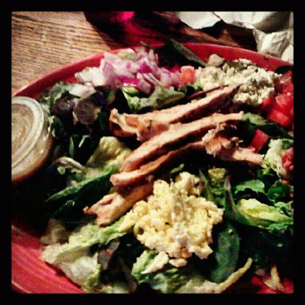 Photo taken at Manuel's Tavern by Ashley G. on 7/6/2012