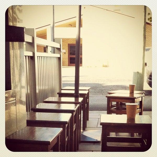 Photo taken at Urban Grind by Simon on 8/27/2012