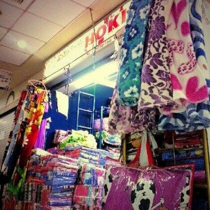Photo taken at Pusat Grosir Jembatan Merah Plasa (JMP) by ayu on 8/23/2012