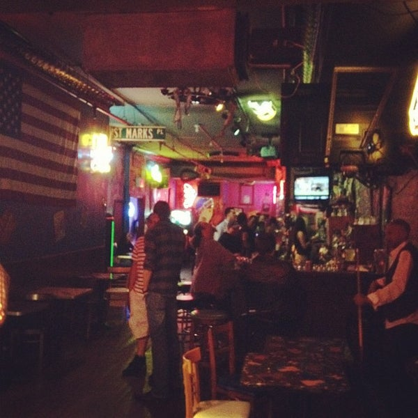 Photo taken at The Patriot Saloon by Andrew A. on 5/26/2012