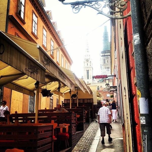 Zagreb food for Food bar zagreb