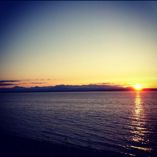 Photo taken at Carkeek Park by GB B. on 7/29/2012
