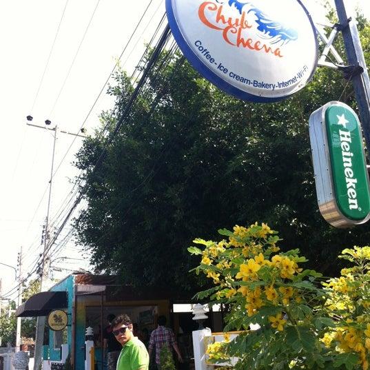 Photo taken at ชุบชีวา (Chub-Cheeva) by beboy z. on 4/29/2012