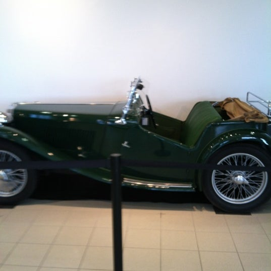 Photo taken at Antique Automobile Club of America (AACA) Museum by Ted N. on 5/20/2012