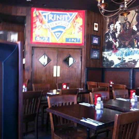 Photo taken at Trinity Brewhouse by Paul G. on 4/6/2012