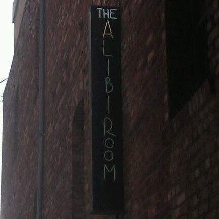 Photo taken at Alibi Room by Bryan B. on 6/8/2012