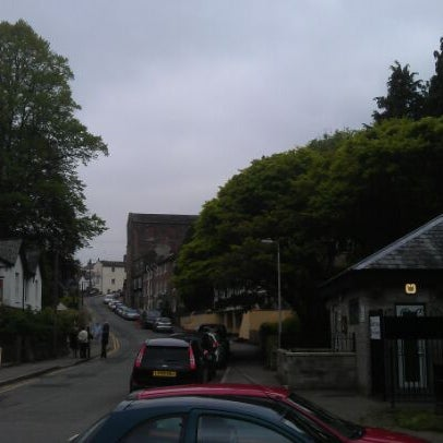 Photo taken at Ross-on-Wye by Vincent L. on 5/20/2012