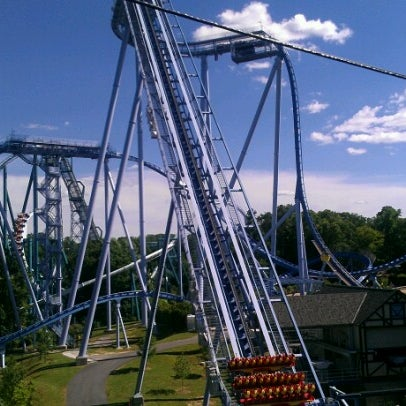 Photo taken at Busch Gardens Williamsburg by Joc T. on 6/26/2012