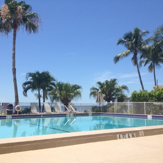 Best Western Fort Myers Waterfront Room Views