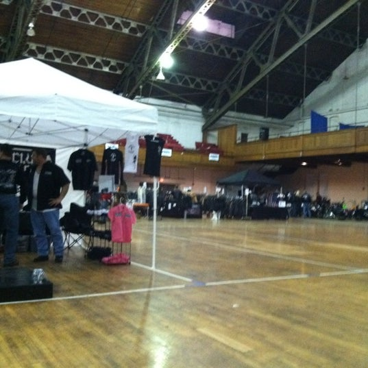 Photo taken at Main Street Armory by Venessa H. on 4/22/2012