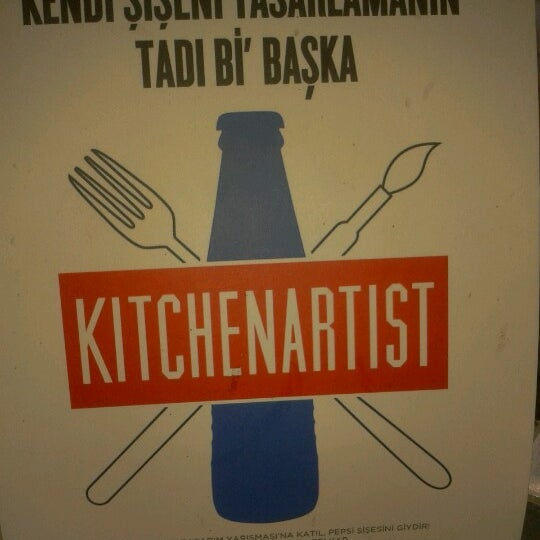 Photo taken at Kitchenette by Sare B. on 8/3/2012