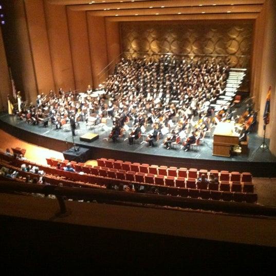 Photo taken at ASU Gammage by Arlene A. on 4/21/2012