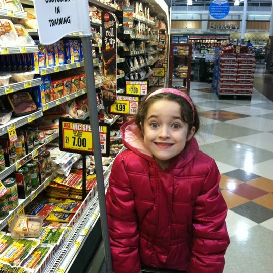 Photo taken at Harris Teeter by Jill S. on 2/3/2012