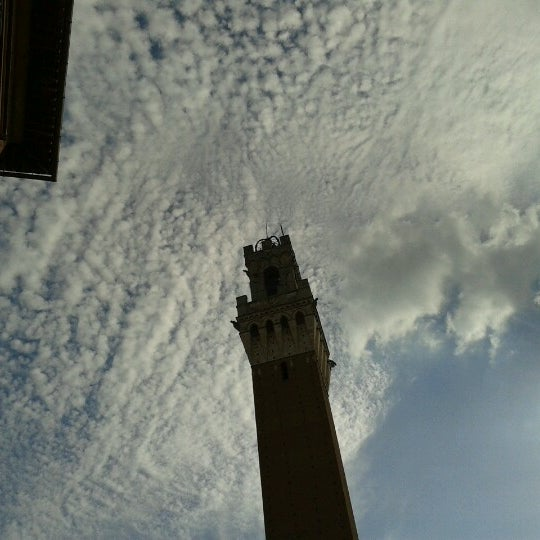 Photo taken at Piazza del Campo by Daniele I. on 8/30/2012