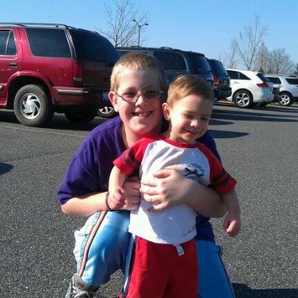 Photo taken at Annie's Playground by Danalee P. on 3/14/2012