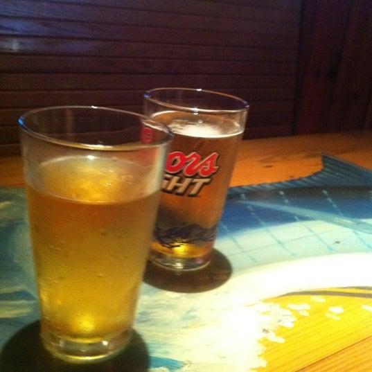 Photo taken at Quarterdeck Restaurant by Riri P. on 4/21/2012